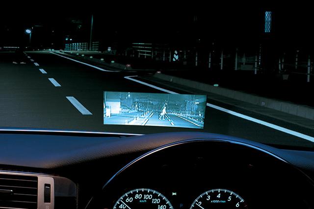 ヘッド アップ ディスプレイ 自動車用ヘッドアップディスプレイの開発