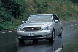 トヨタ セルシオ 走り|ニューモデル試乗