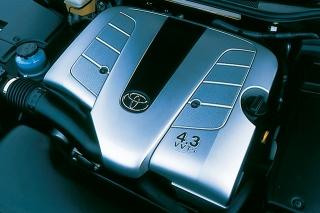 トヨタ セルシオ エンジン|ニューモデル試乗