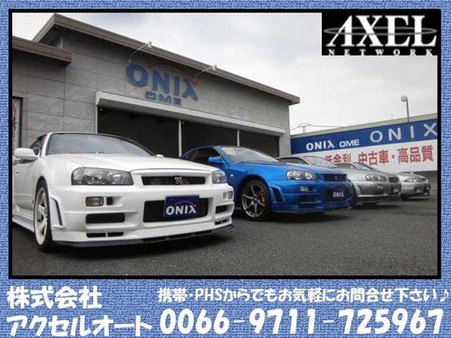 選りすぐりの高品質車両に関しては当店ガレージ内で大切に展示保管させていただいております。前オーナー様からの想いです☆