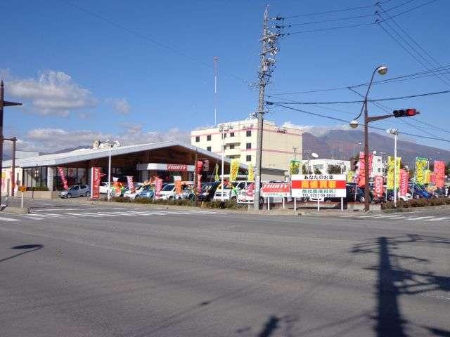 サーティー THIRTY長野・佐久インター 4WD専門店 の店舗画像