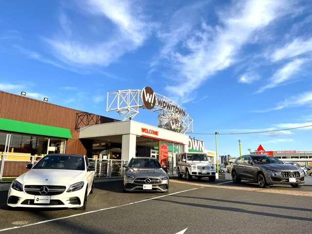 ガリバーWOW!TOWN 幕張店の店舗画像