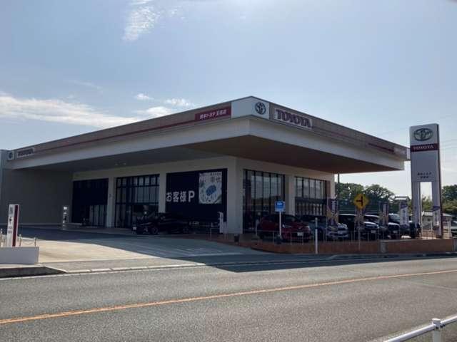 熊本トヨタ自動車 玉名店の店舗画像