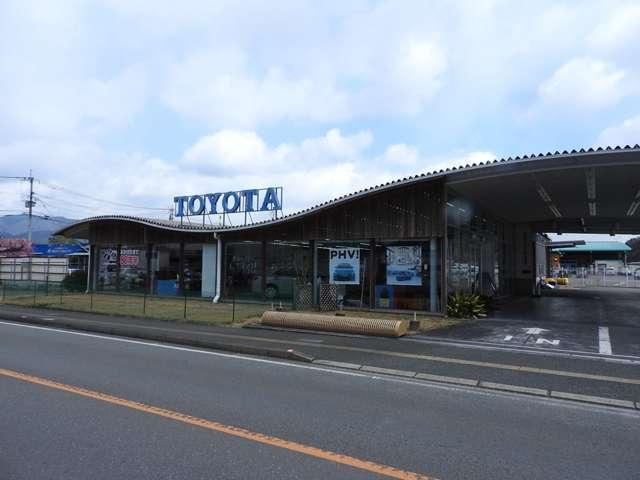 熊本トヨタ自動車株式会社 人吉店の店舗画像