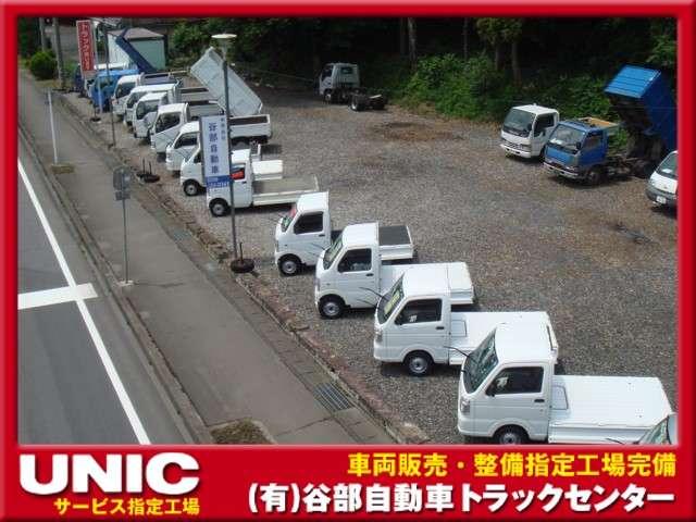 (有)谷部自動車 トラックセンターの店舗画像