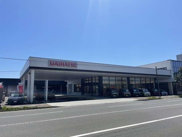 室蘭ダイハツ販売 の店舗画像