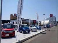岐阜日産自動車(株) カーパレス県庁前の店舗画像