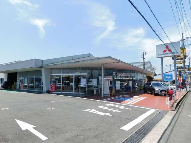 熊本三菱自動車販売 クリーンカー大津の店舗画像