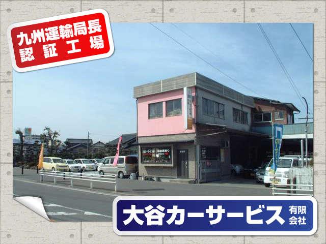 ■FASマークの九州運輸局長認証の自社整備工場を完備しています。