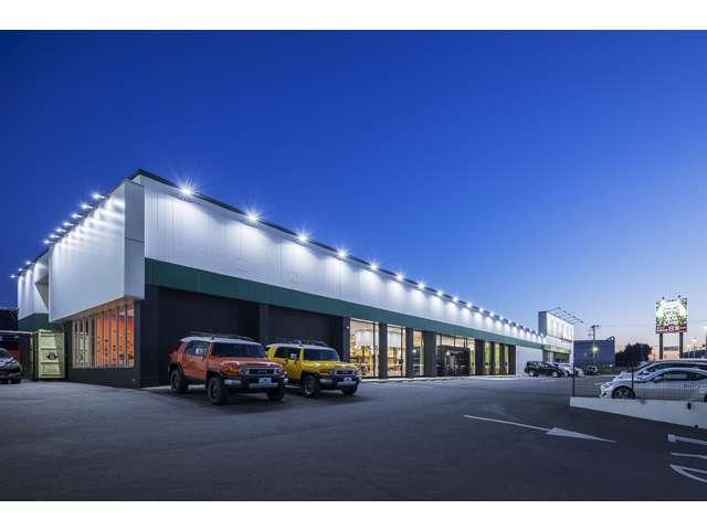 SUV LAND千葉 の店舗画像