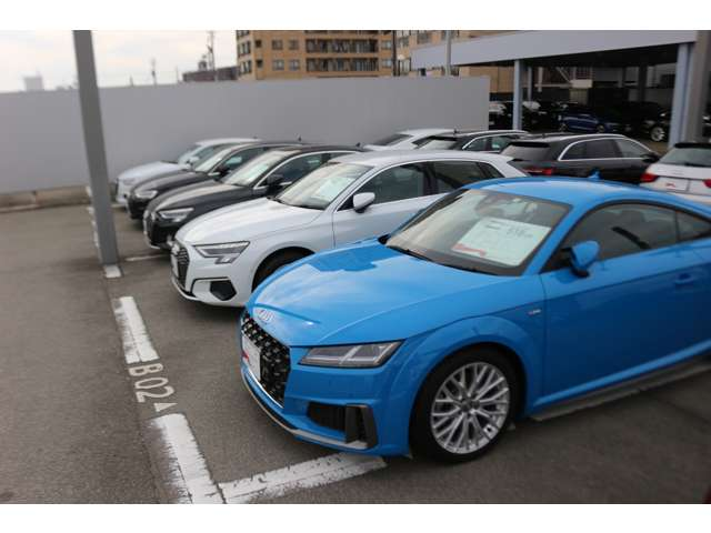 Audi Approved Automobile 富山  お店紹介ダイジェスト 画像1