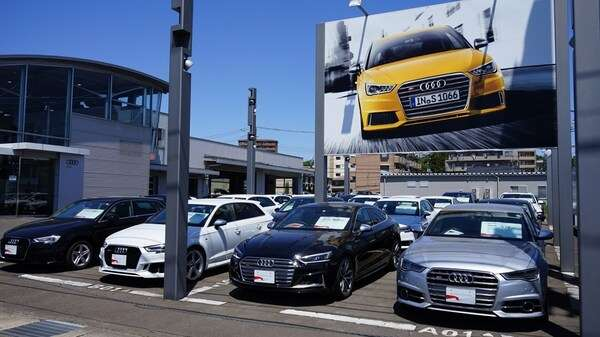 Audi Approved 仙台北  お店紹介ダイジェスト 画像3