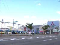 高岡三菱自動車販売(株) クリーンカー駅南