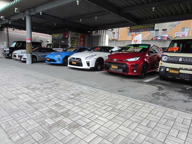 カーショップ☆オリオン の店舗画像