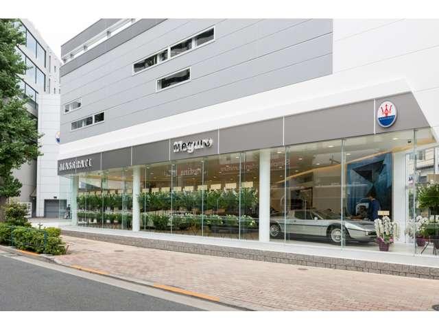 マセラティ目黒 の店舗画像