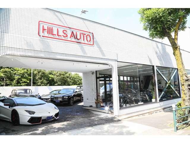 HILLS AUTO 田園調布店の店舗画像