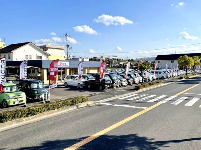 BUDDICA 高松東店の店舗画像